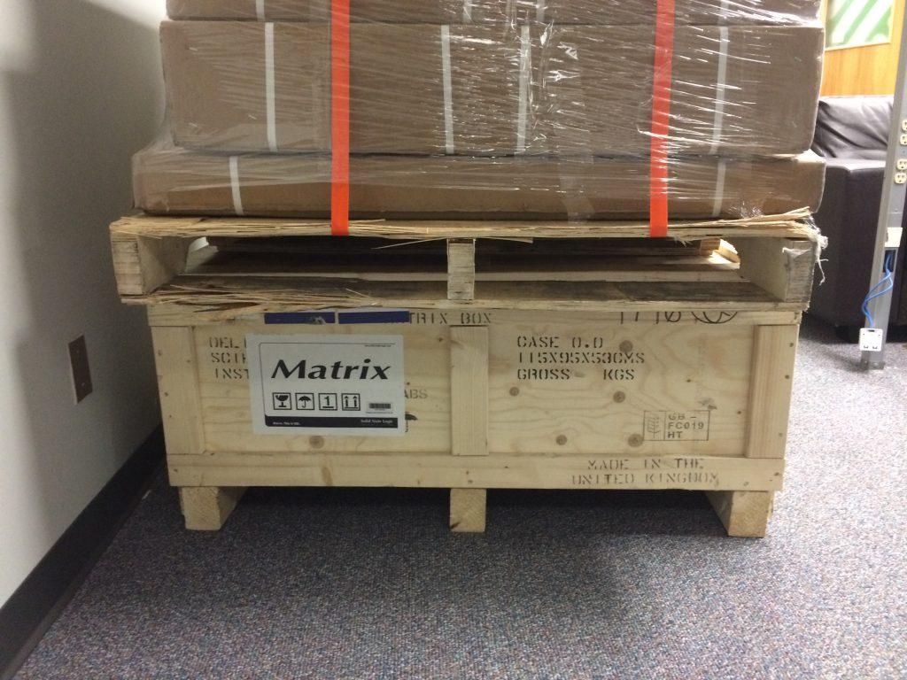 SSL Matrix2 Delivery