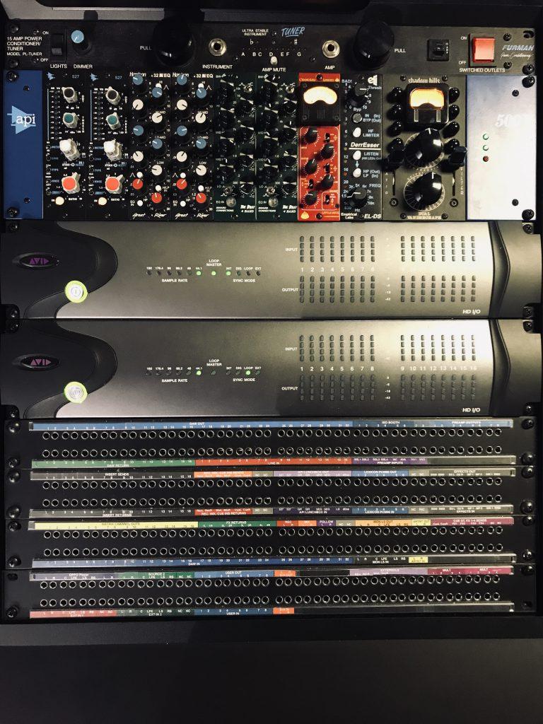Studio Two Rack