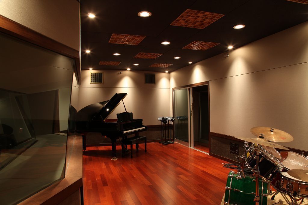 Studio One Capture Room