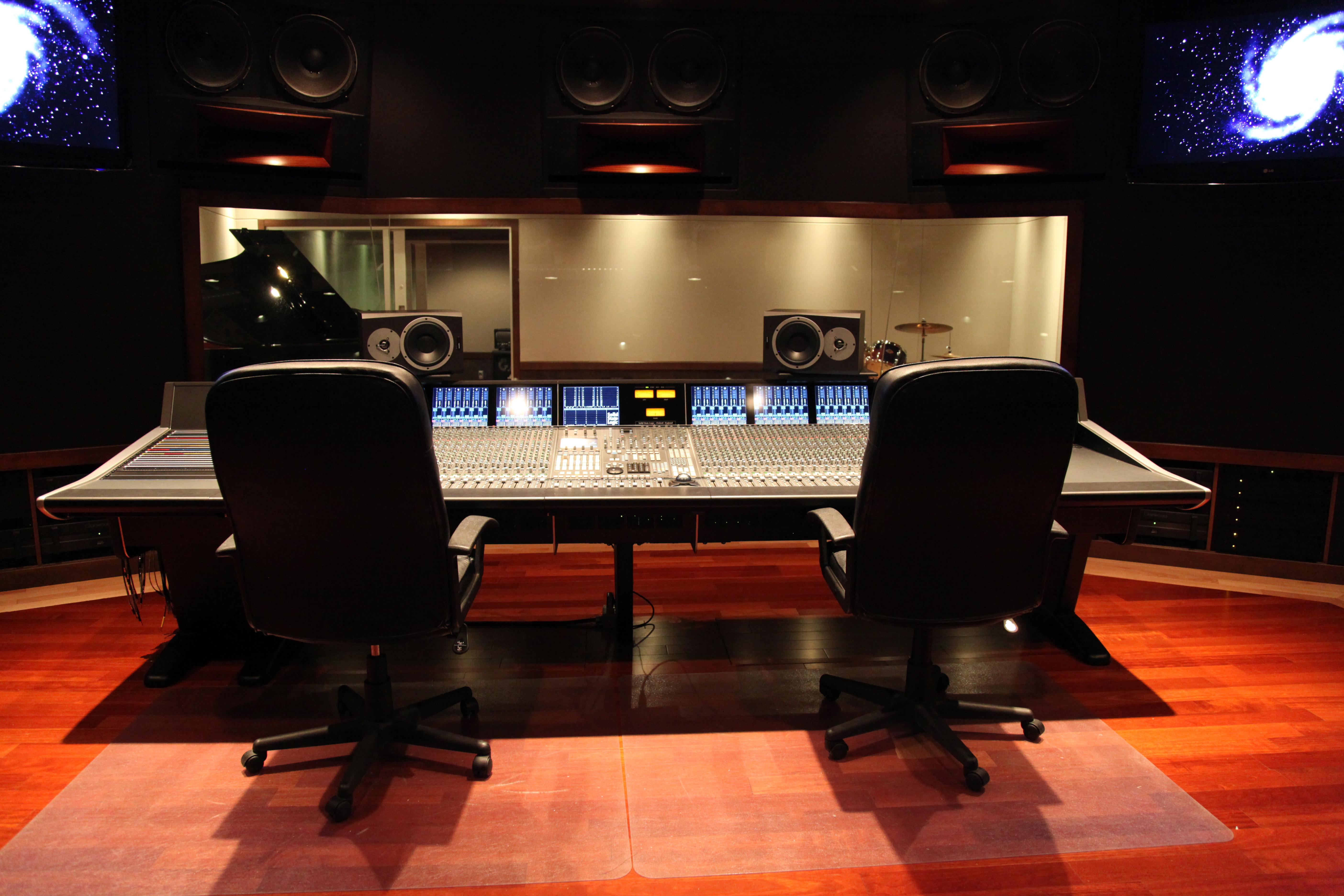 Studio One Control Room