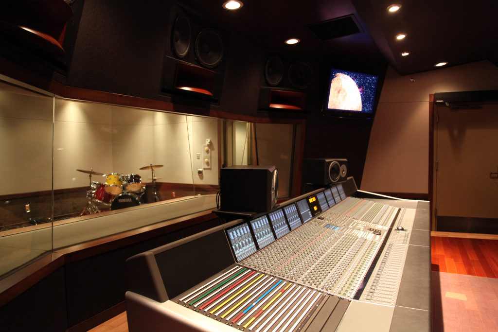 Studio One Control Room